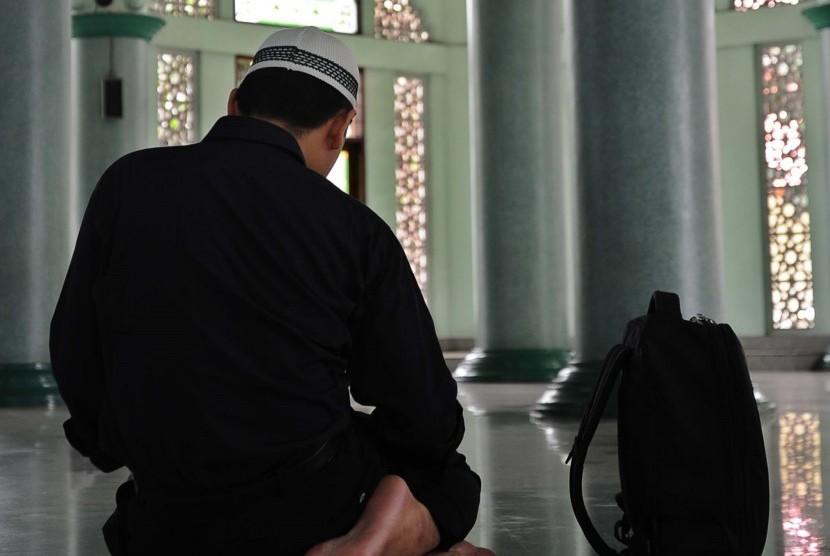 Shalat sunnah (ilustrasi)
