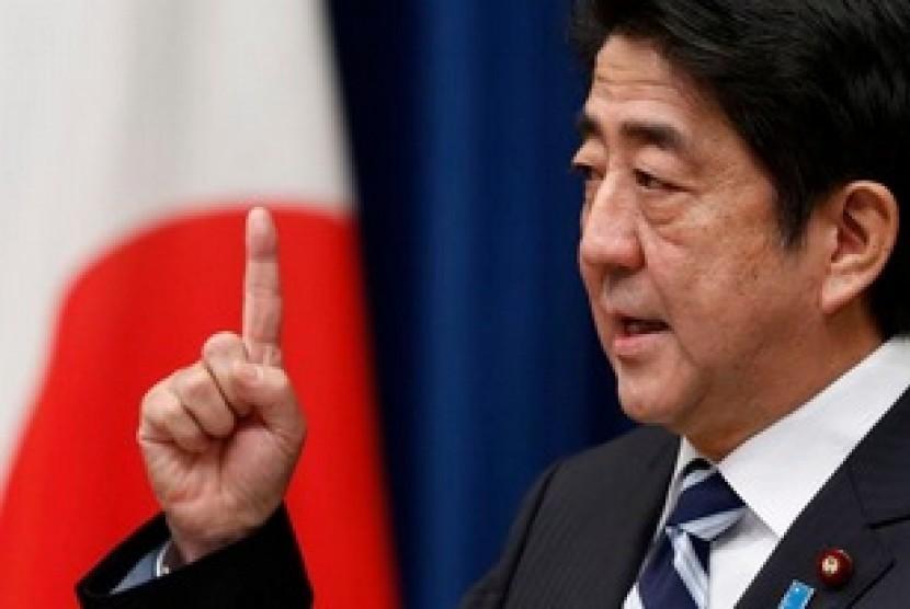 PM Jepang: Nuklir Korea Utara adalah Ancaman Terbesar