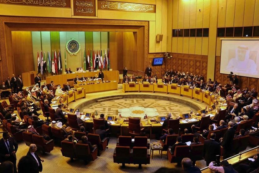 Liga Arab Gelar Pertemuan Darurat Bahas Iran