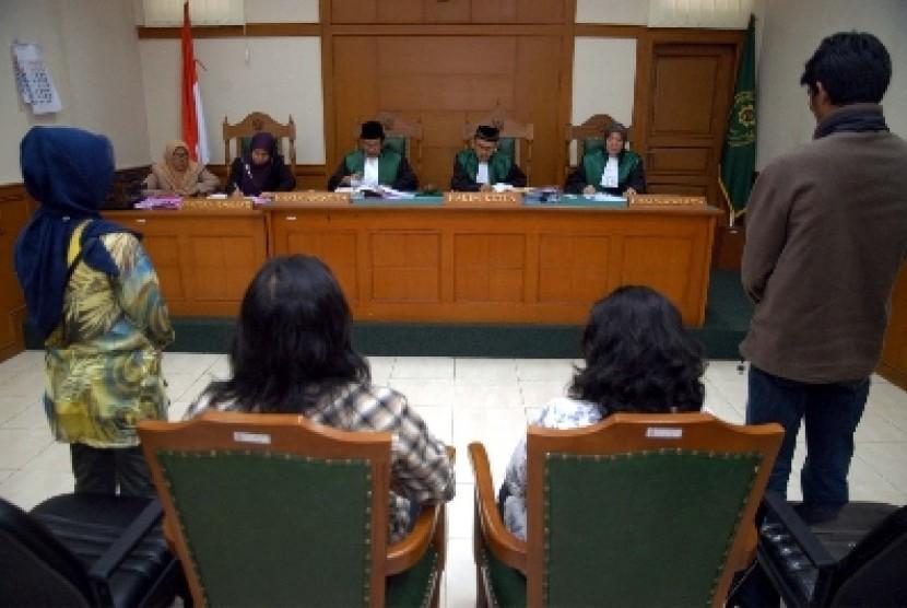 Pengadilan Agama Sulit Rujukkan Pemohon Cerai