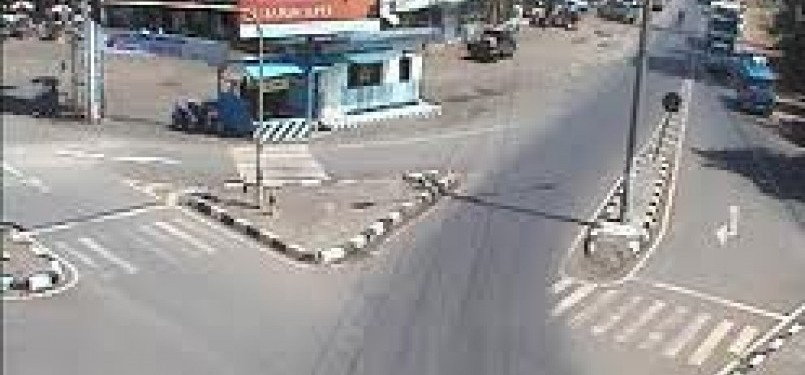 Simpang Jomin, Kecamatan Cikampek, Kabupaten Karawang, Jawa Barat.