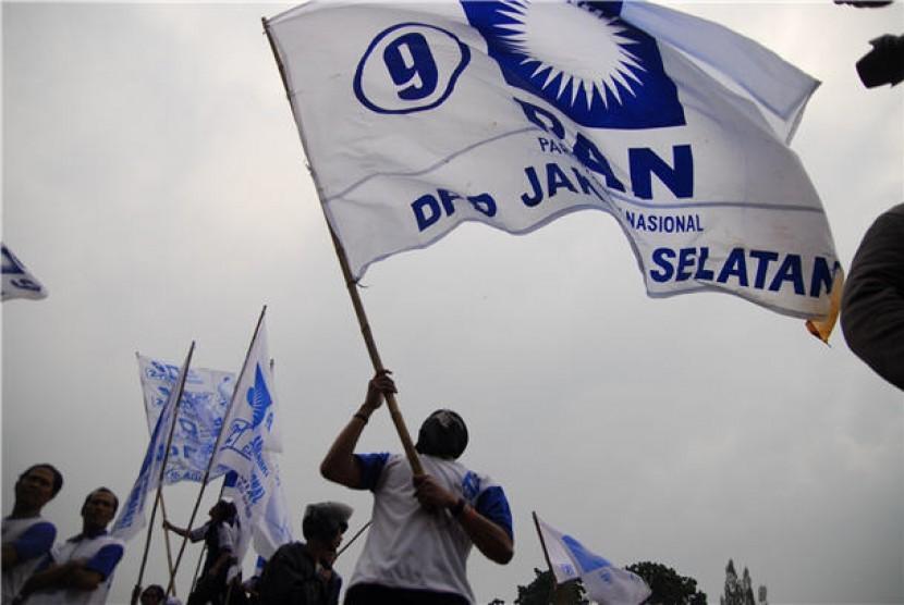 Simpatisan Partai Amanat Nasional (PAN)