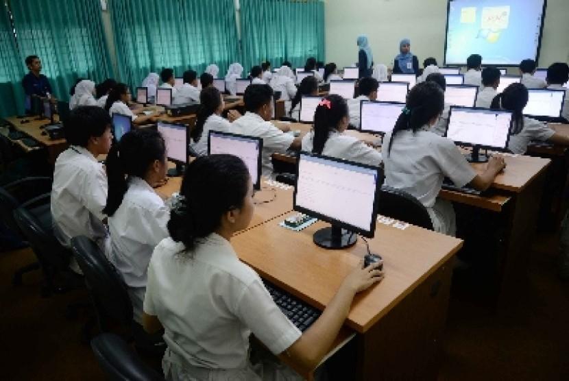 20 Siswa Kaltim Raih Nilai 100 Ujian Nasional Republika Online