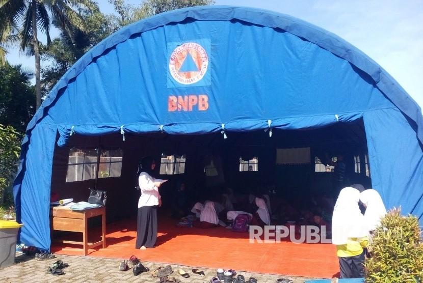 Disdik Tasik Segera Lakukan Perbaikan SD Terdampak Gempa