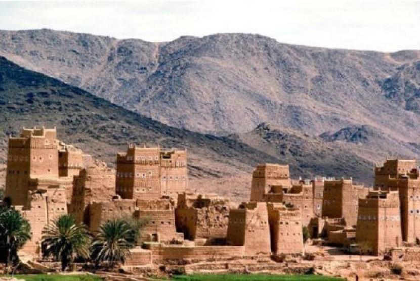 Situs Arkeologi Jarash