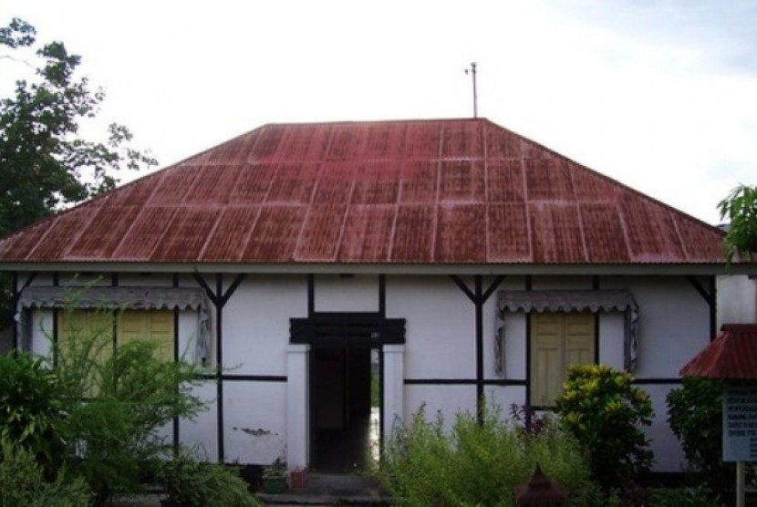 Situs bersejarah Bung Karno di Ende, Pulau Flores, Nusa Tenggara Timur.
