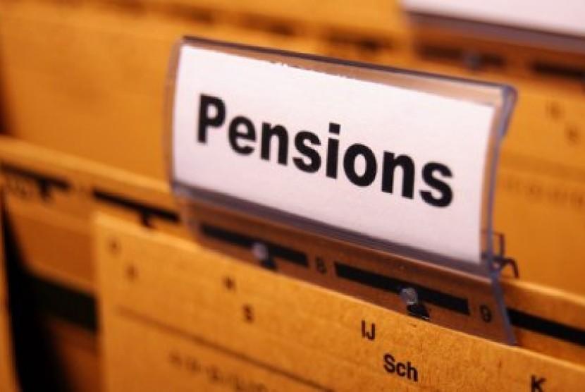Skema dana pensiun (ilustrasi)