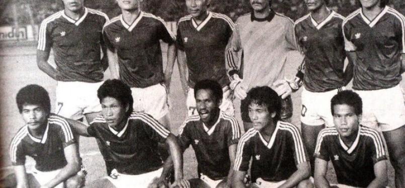 Skuad timnas Indonesia di SEA Games 1987