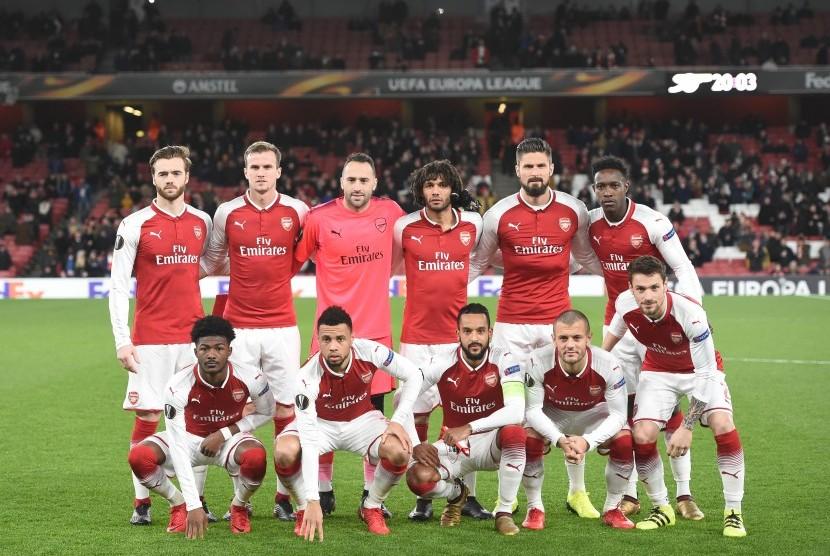 Arsenal Berpotensi Menghadapi Dortmund atau Napoli
