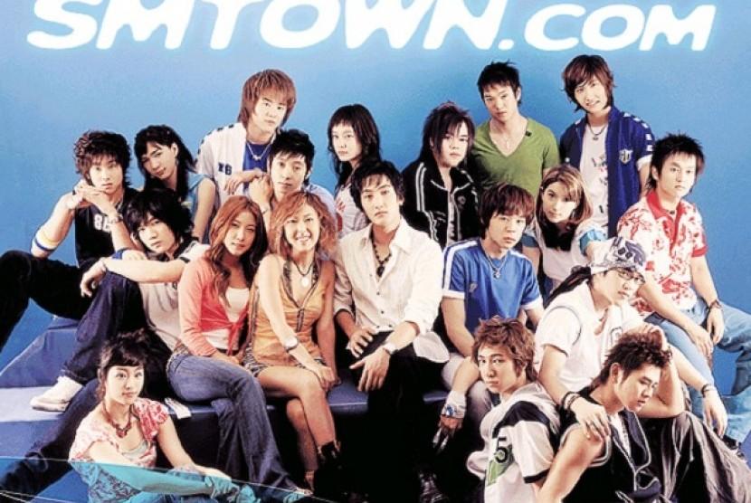 SM Town.