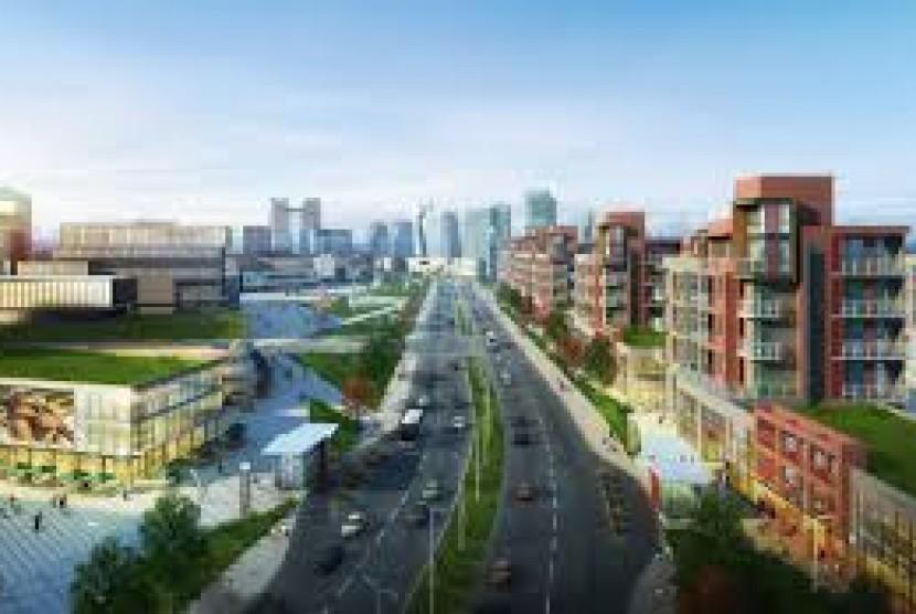 Smart City/ilustrasi
