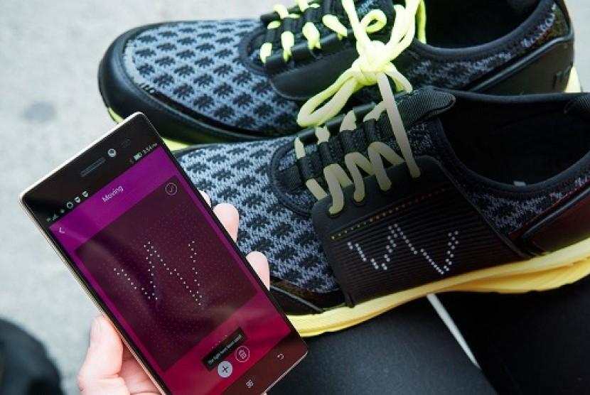 Smart Shoes Lenovo