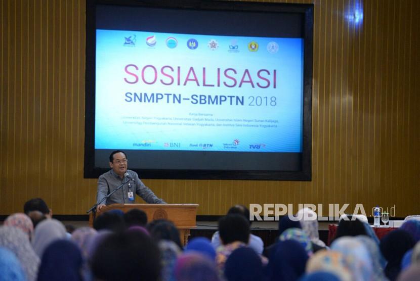 Tambahan Kuota SBMPTN Diklaim untuk Permudah Calon Mahasiswa