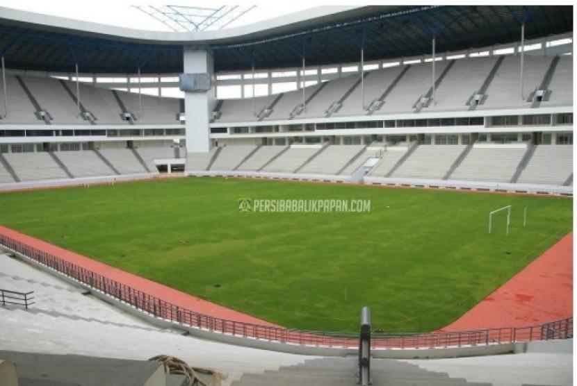 Persiba Senang Penonton Mulai Kembali Datangi Stadion