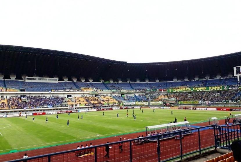 Persib Kalahkan Sriwijaya FC 1-0