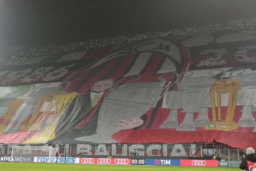 'Milan Butuh Stadion Sendiri'