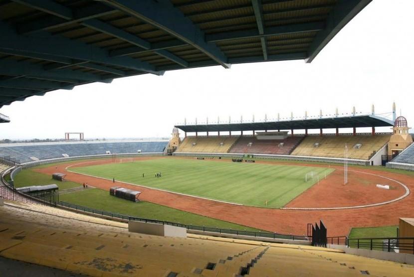 Stadion Jalak Harupat Belum Siap untuk Persib Vs Persija   Republika Online