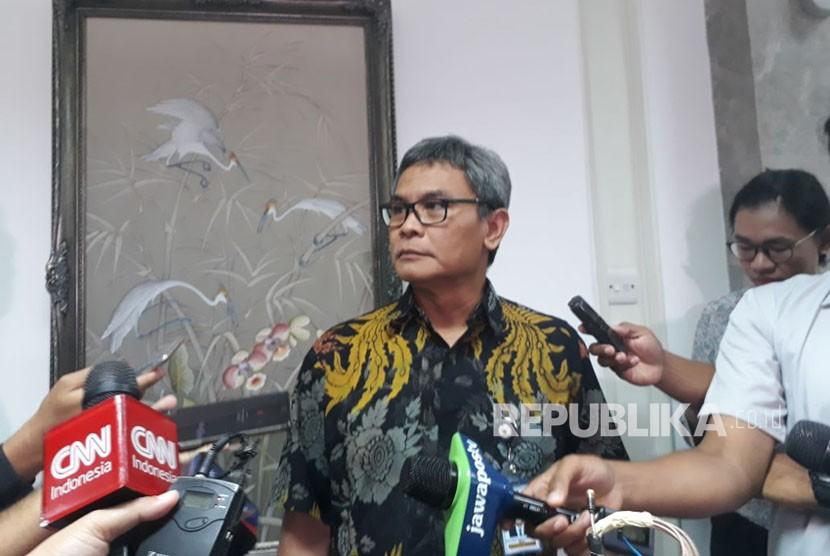 Staf Khusus Presiden bidang komunikasi Johan Budi.