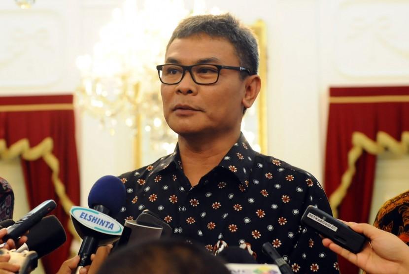 Staf Khusus Presiden, Johan Budi