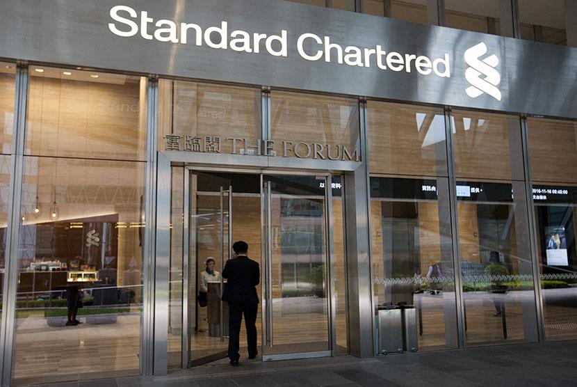 Standard Chartered Bank (ilustrasi)