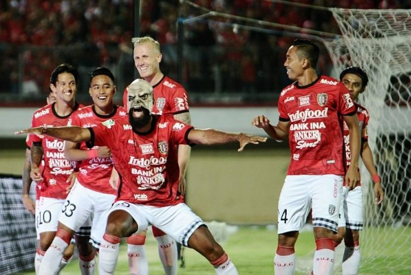 PSSI: Bali United Gantikan Bhayangkara di Liga Champions