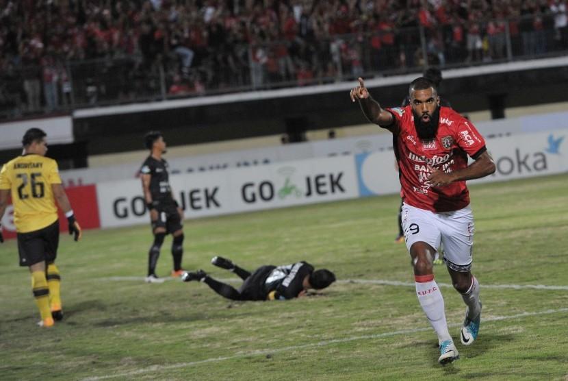 Bali United Kalahkan Persija Jakarta, 2-1
