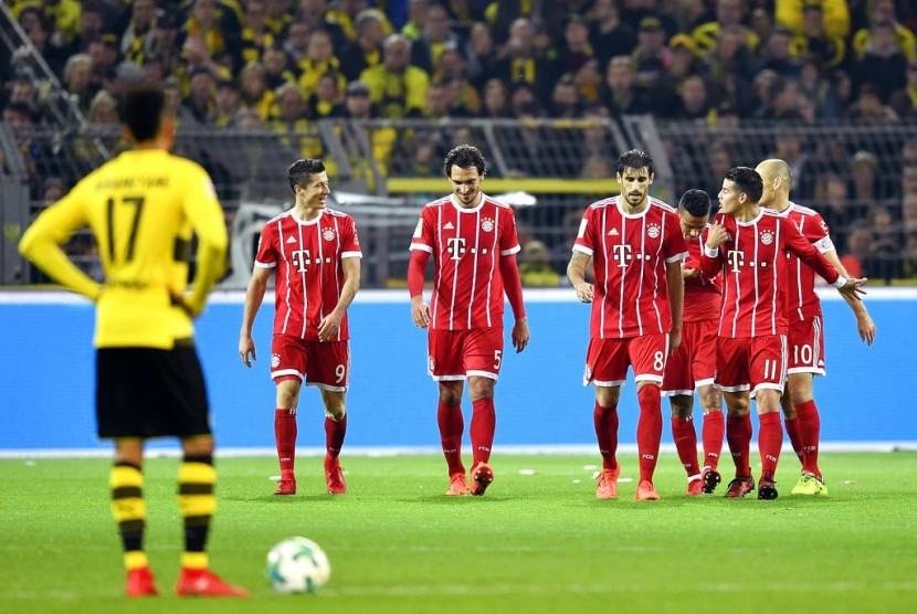 'Bayern Lebih Pintar dari Dortmund'