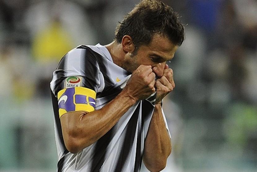 Striker Juventus, Alessandro Del Piero