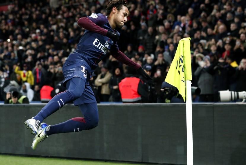 Kapten PSG: Neymar tak Marah dengan Cemoohan Fan