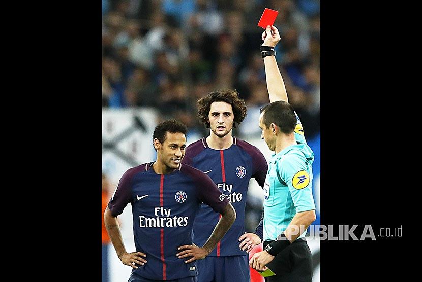 Hadapi Nice, PSG tak Perlu Khawatir tanpa Neymar