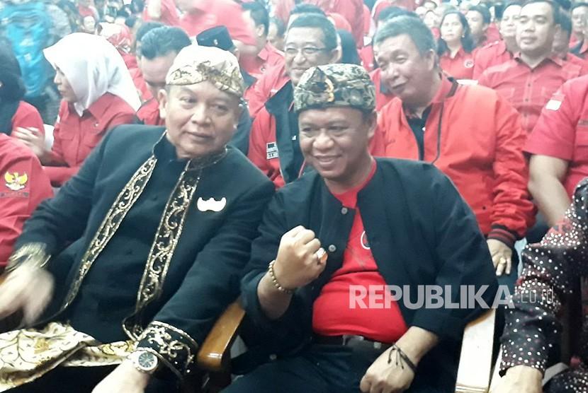 Ini Alasan PDIP Pilih TB Hasanuddin-Anton Charliyan