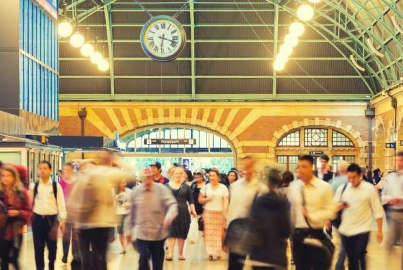 Warga Sydney Keluhkan Banyak Jadwal Kereta Tertunda