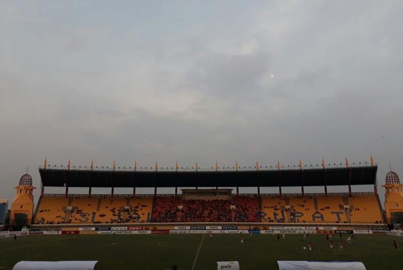 Stadion Si Jalak Harupat Siap untuk Asian Games 2018