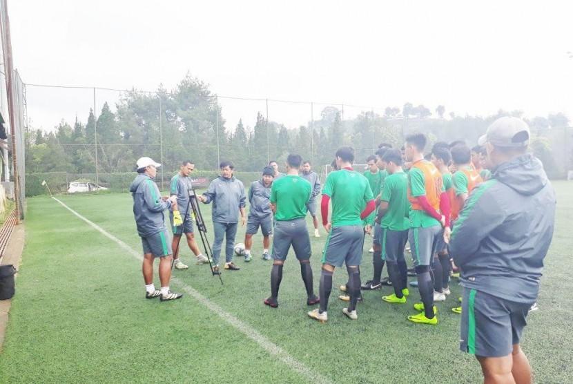 Indra Sjafri Bawa 23 Pemain untuk Kualifikasi Piala Asia