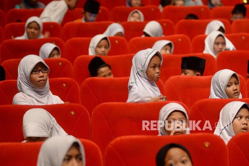 Novanto: Anak Indonesia Harus Gemar Membaca Alquran
