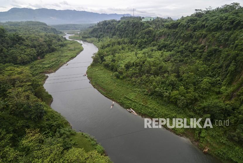 Tata Fisik Sungai, Pemkot Bandung Kucurkan Rp 110 Miliar