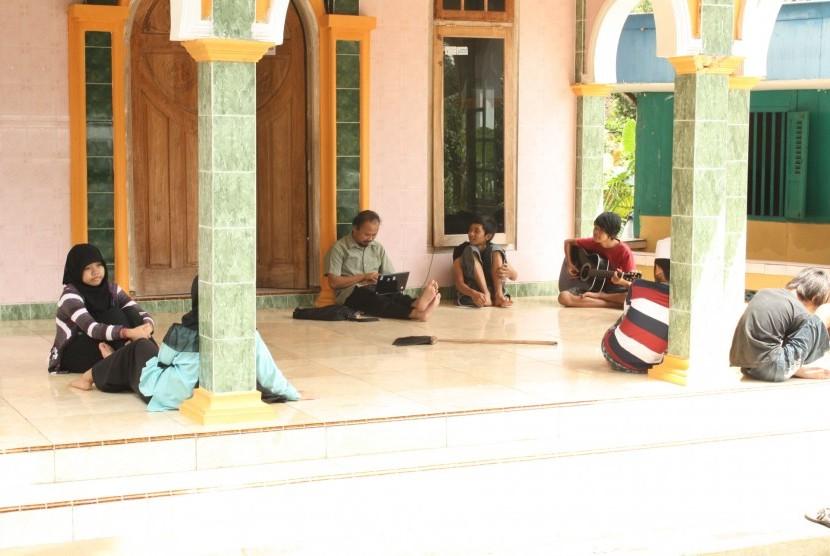 Suasana Pembelajaran di Qoryah Thayyibah