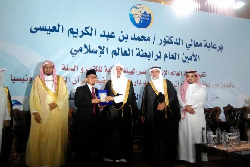 Daarul Quran Gelar MHQ 30 Juz Bersama Liga Muslim Dunia