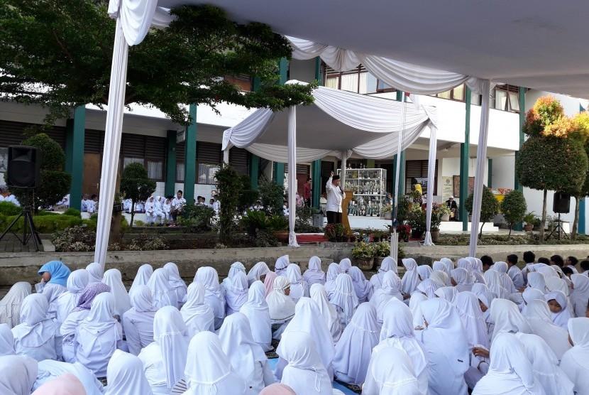 SD Bosowa Bina Insani Peringati Maulid Nabi Muhammad SAW