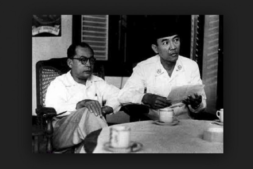 Sukarno dan Mohammad Hatta