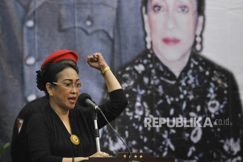 Perwakilan Massa Pendemo Sukmawati akan Ditemui Kabareskim