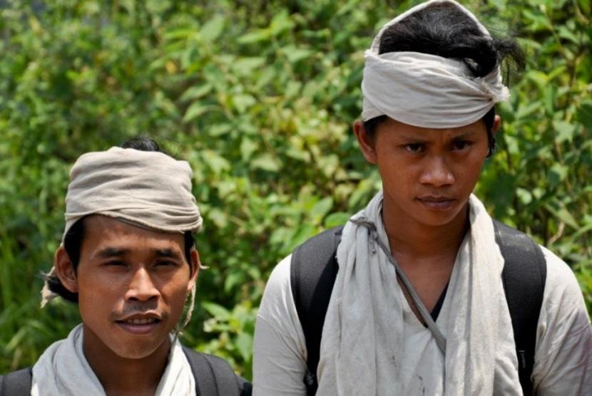 Perjalanan Backpacker Community ke daerah pedalaman Suku Baduy.