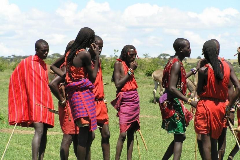 Torakaa Kiberenge, Kepala Suku Masai yang Terpikat Islam