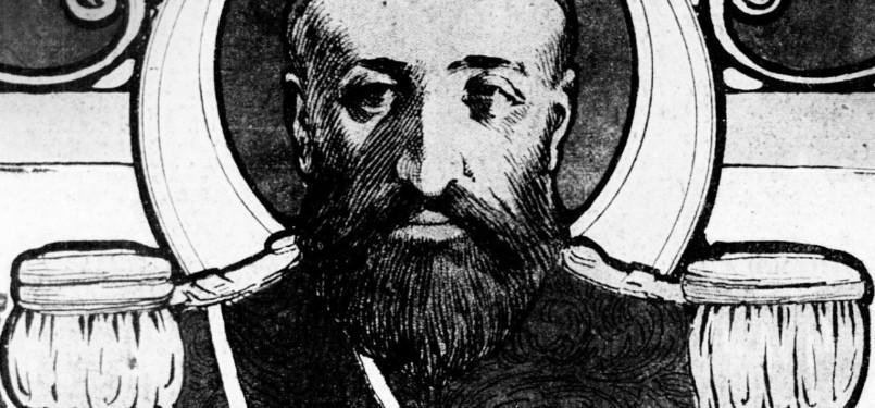 Sultan Abdul Hamid II (ilustrasi)