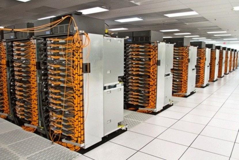Super komputer Sequoia