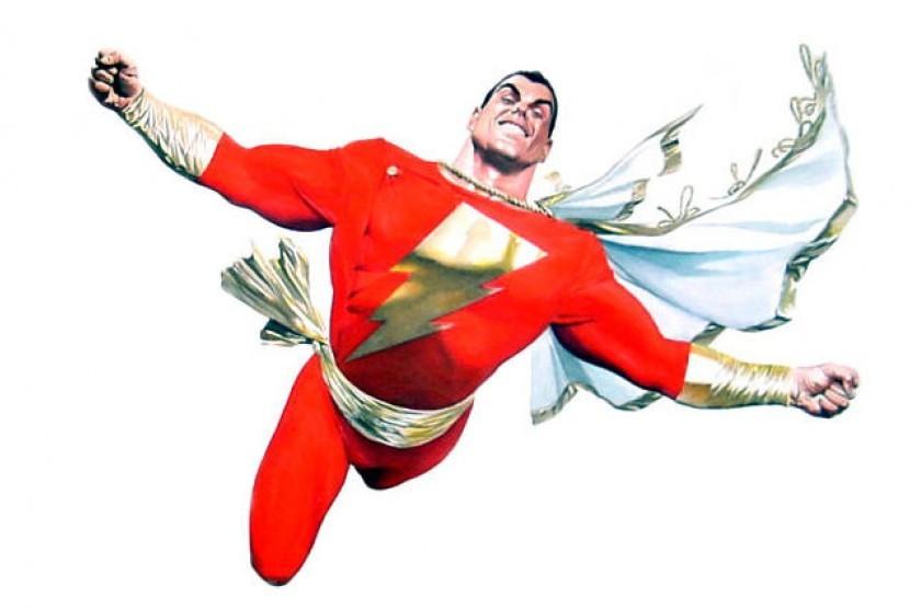 Warner Bros dan DC Rilis Jadwal Shazam!