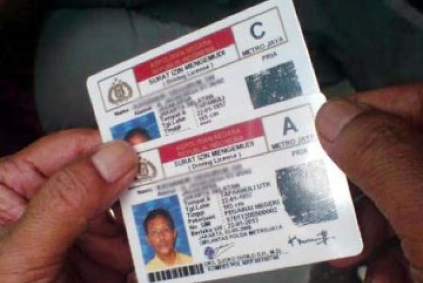 Laznas Chevron Bantu Penerima Zakat IZI Hingga Dapatkan SIM Mobil