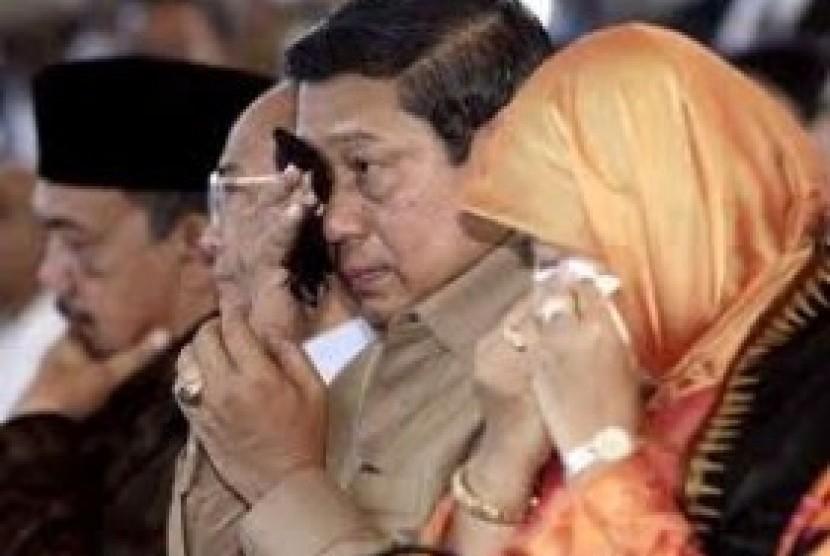 Susilo Bambang Yudhoyono (ilustrasi)