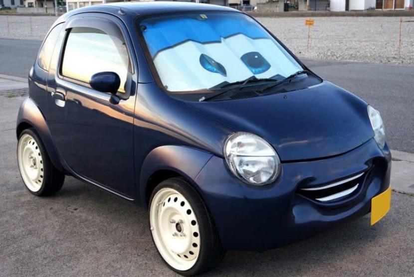 Permalink to Suzuki Twin Keluarkan Mobil Meniru Karakter Cars