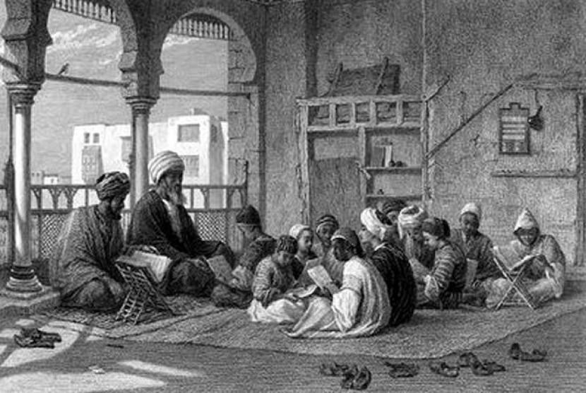 Syair Pemantik Perjuangan Ka'ab bin Malik